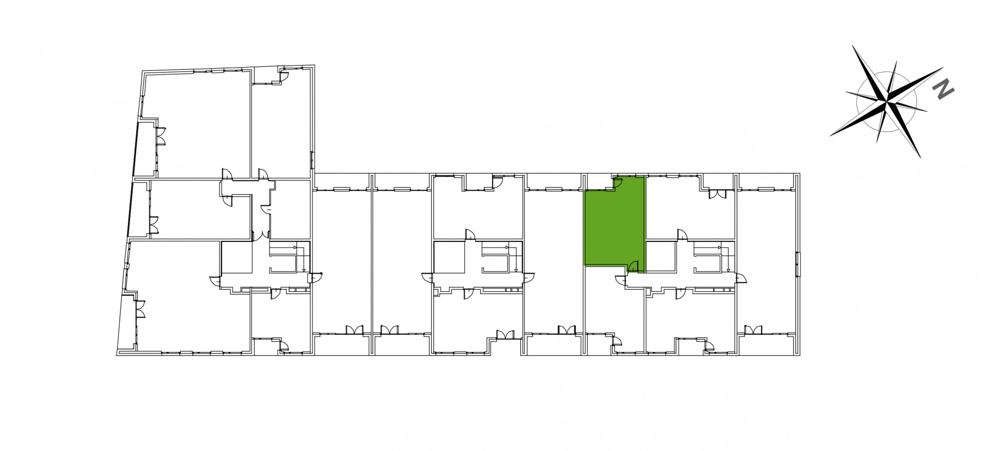 Mazowiecka 72 / apartament nr 7 rzut 2