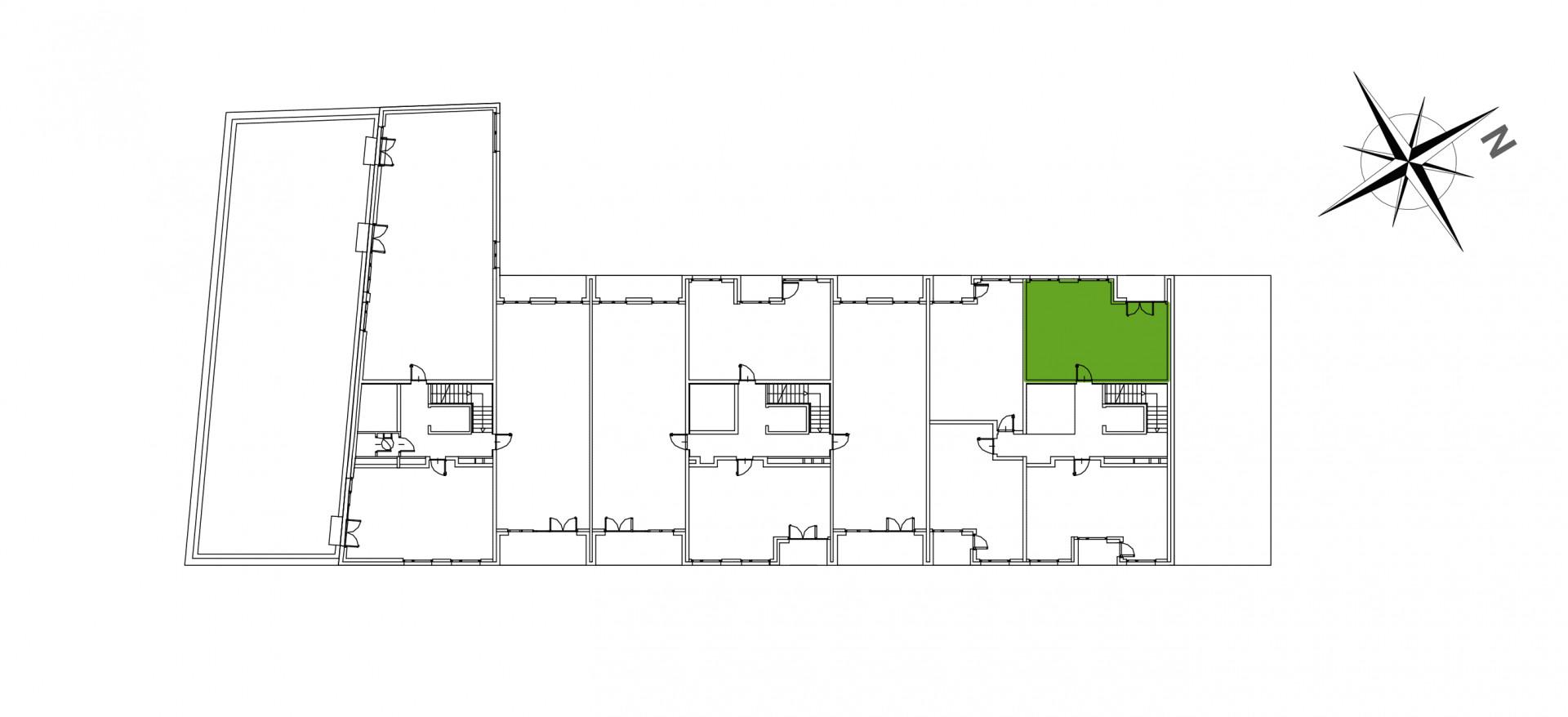 Mazowiecka 72 / apartament nr 22 rzut 2