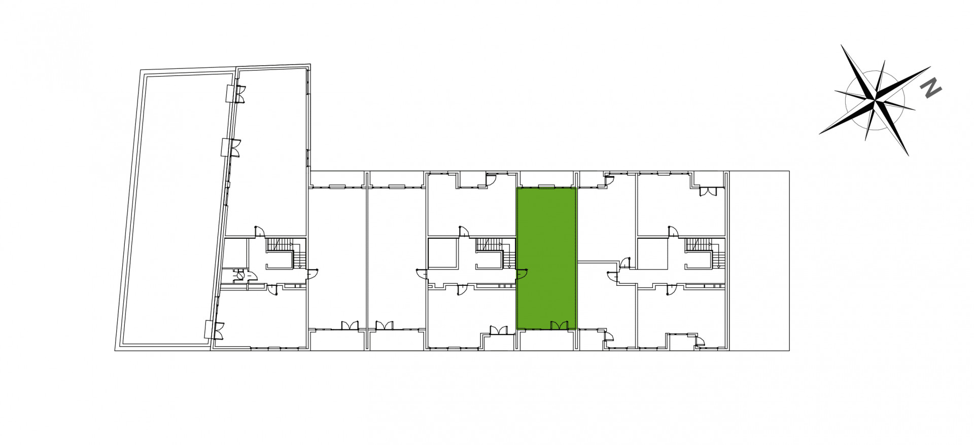 Mazowiecka 72 / apartament nr 42 rzut 2