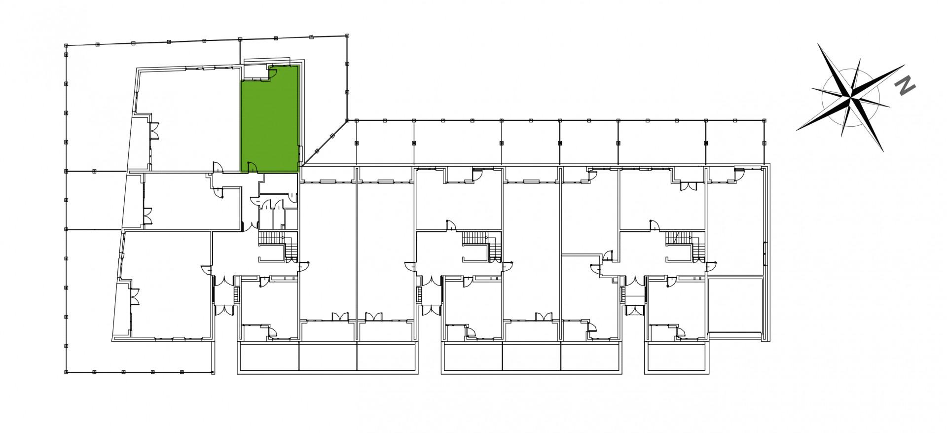 Mazowiecka 72 / apartament nr 47 rzut 2