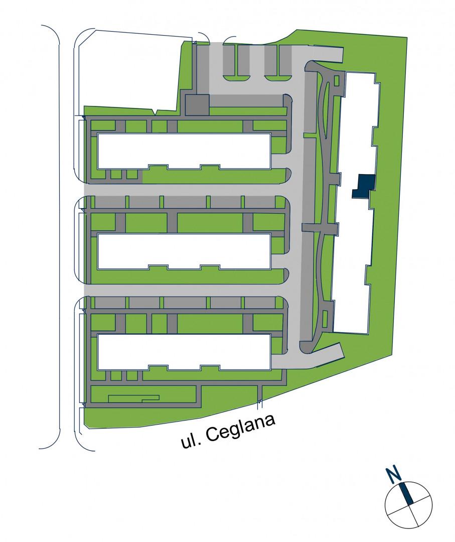 Zdrowe Stylove / budynek 2 / mieszkanie nr 80 rzut 3