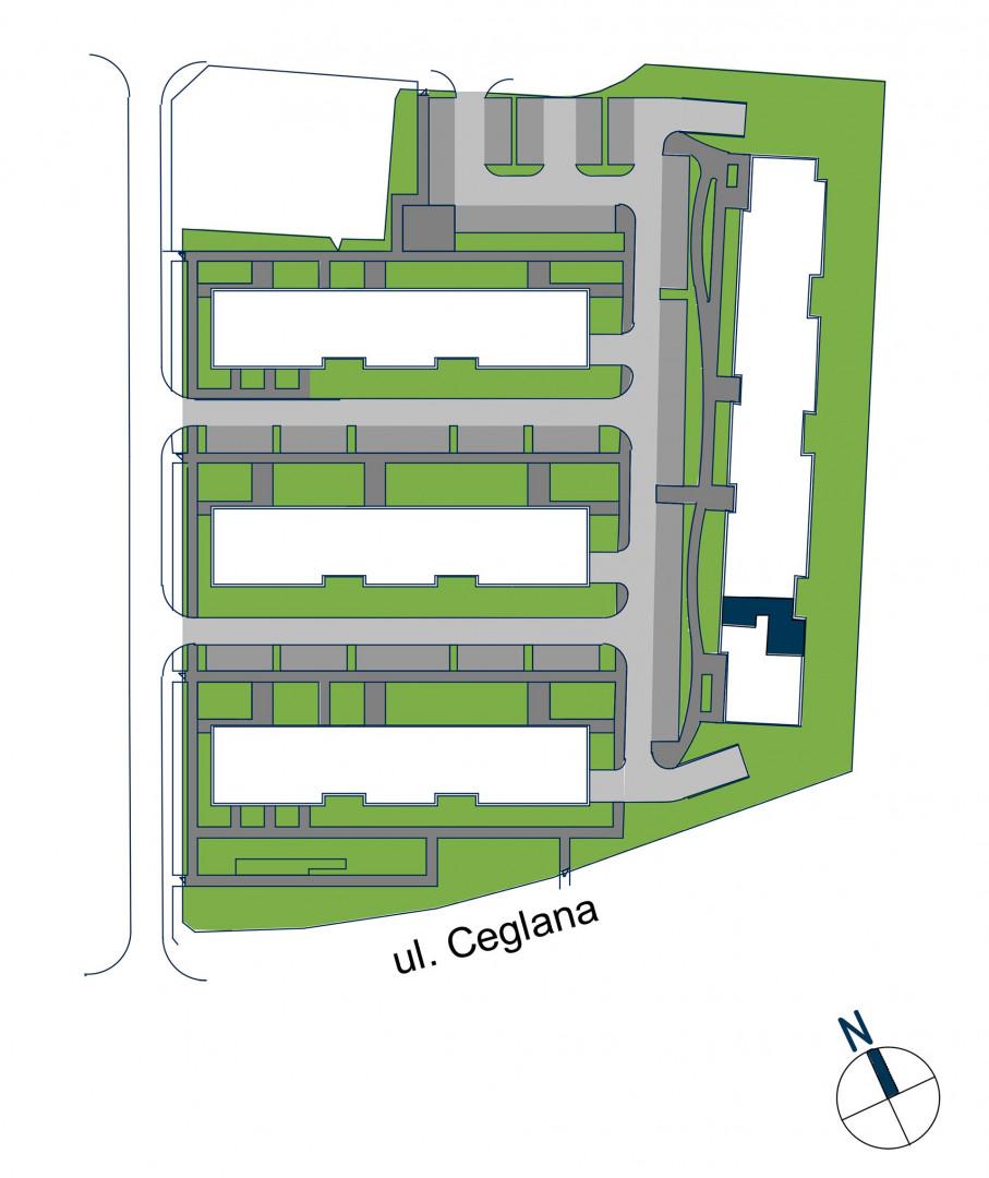 Zdrowe Stylove / budynek 2 / mieszkanie nr 4 rzut 3
