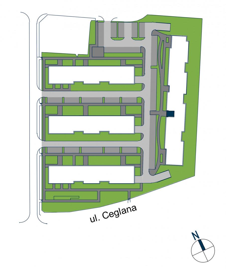 Zdrowe Stylove / budynek 2 / mieszkanie nr 37 rzut 3