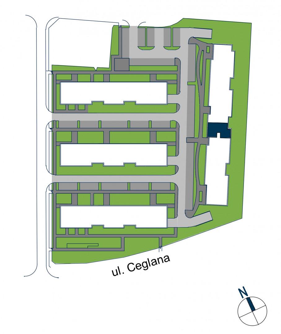 Zdrowe Stylove / budynek 2 / mieszkanie nr 38 rzut 3
