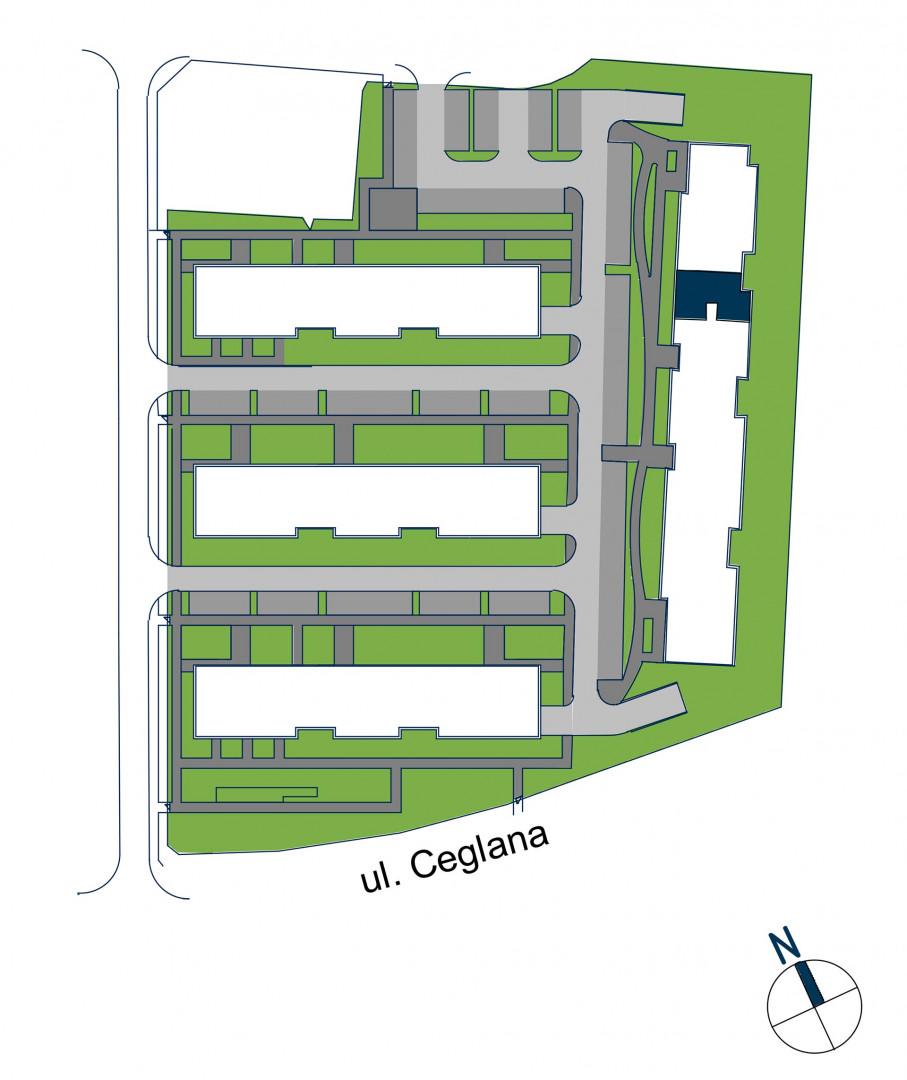 Zdrowe Stylove / budynek 2 / mieszkanie nr 81 rzut 3