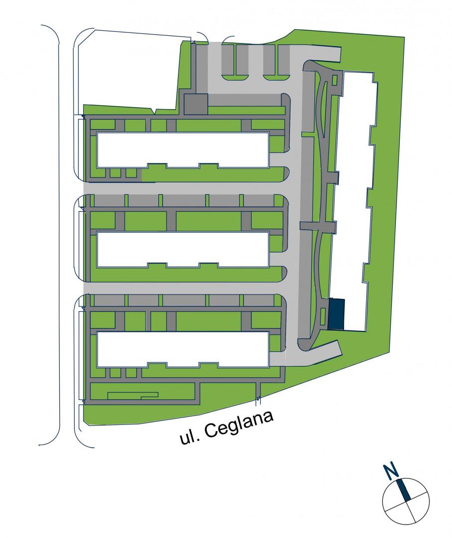 Zdrowe Stylove / budynek 2 / mieszkanie nr 22 rzut 3